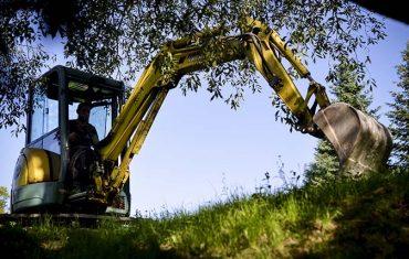 scavatore archiverde giardini