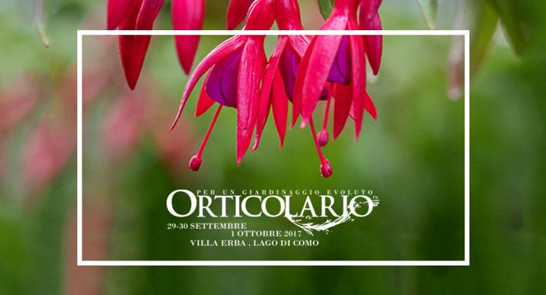 orticolario 2017 Villa Erba