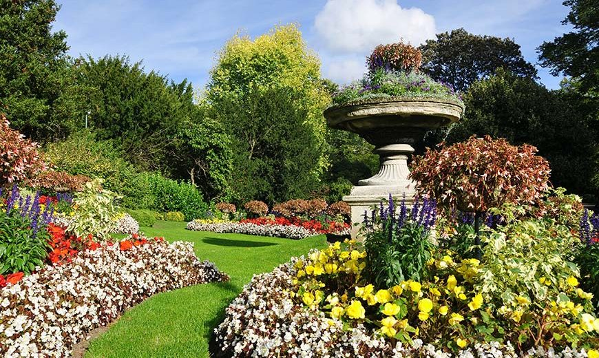 progettazione giardini privati